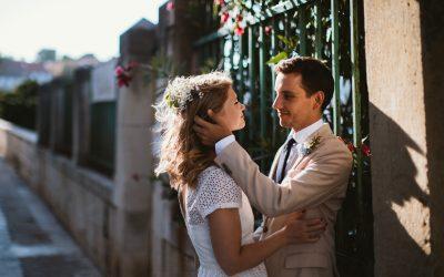 Real wedding: Eva & Mattias