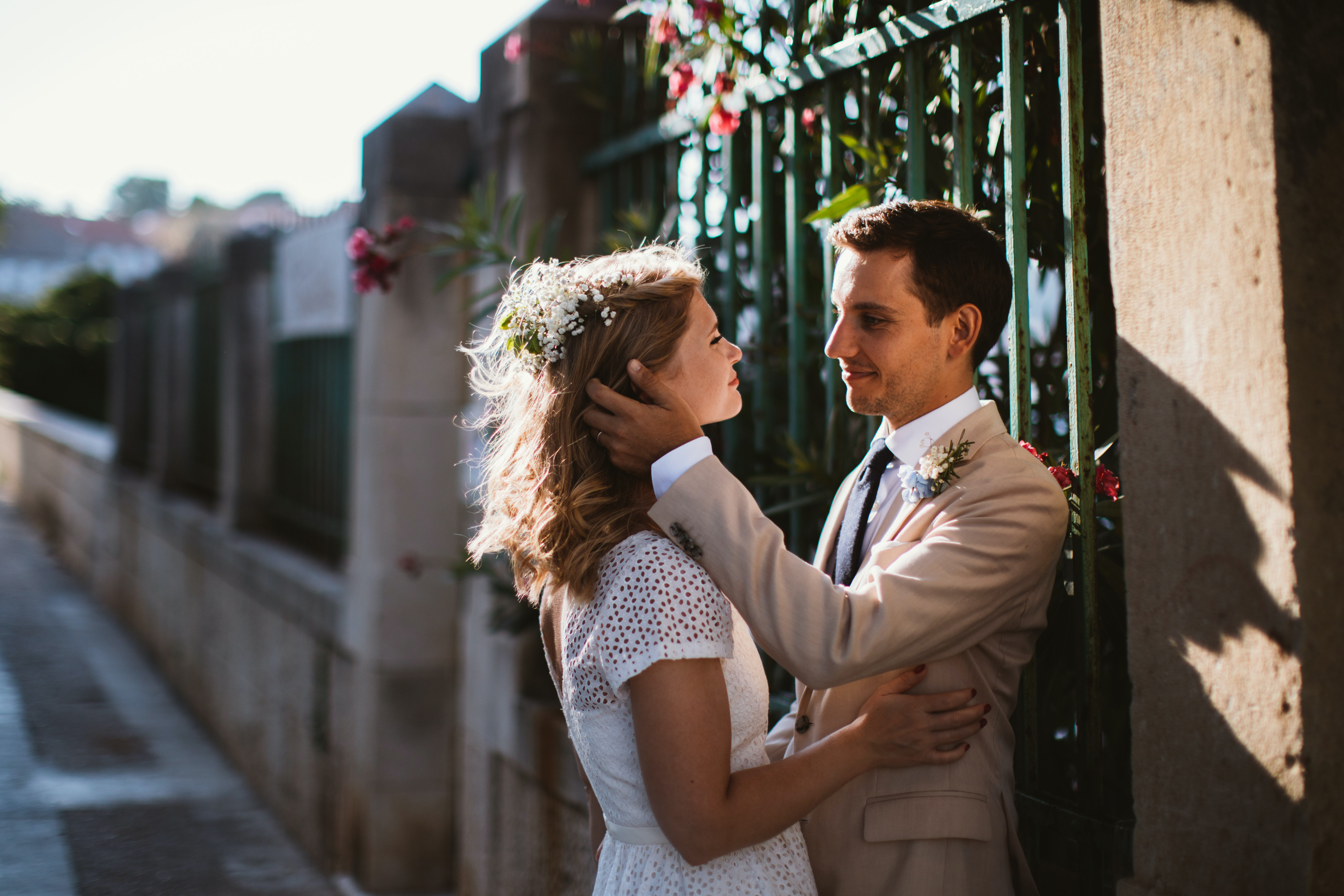 Real wedding: Eva & Mattias