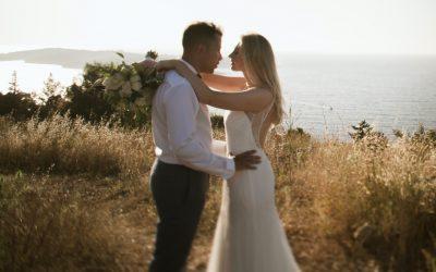 Real wedding in Croatia: Corinna & Ben